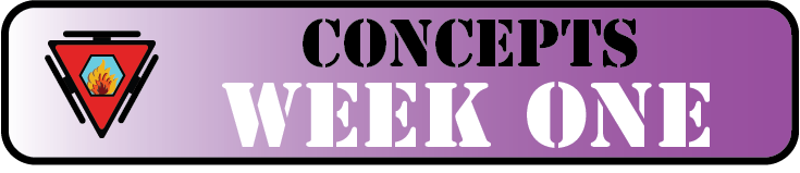 Concepts Week One