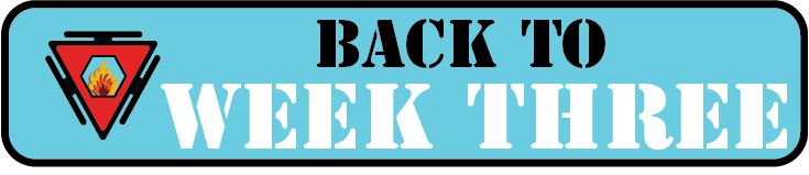 Back to week three
