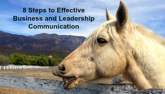 8 steps to effective communication