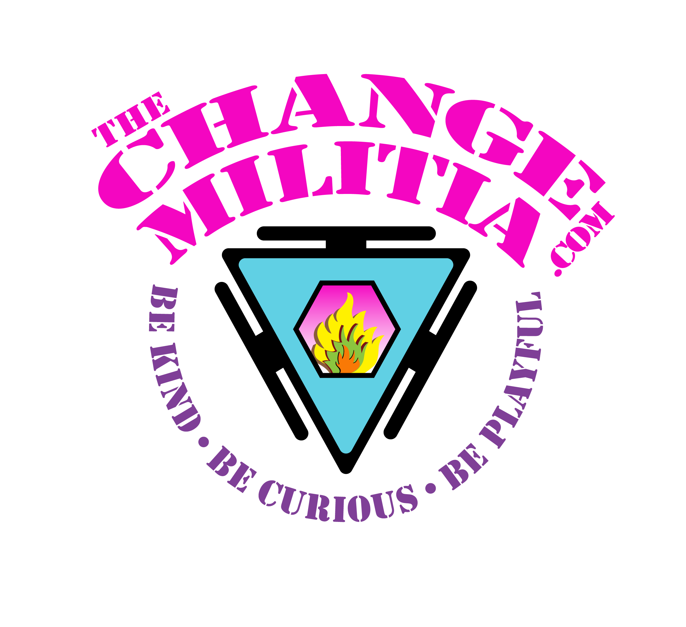get unstuck with The Change militia
