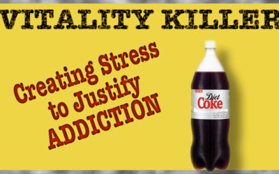 Are You Creating Stress to Justify Addiction?