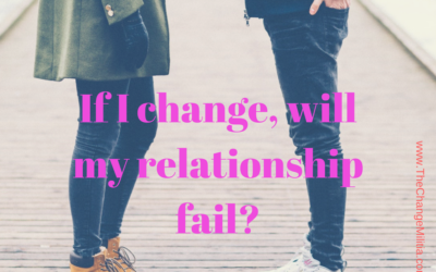 If I change will my relationship fail? The unspoken fear about growing.